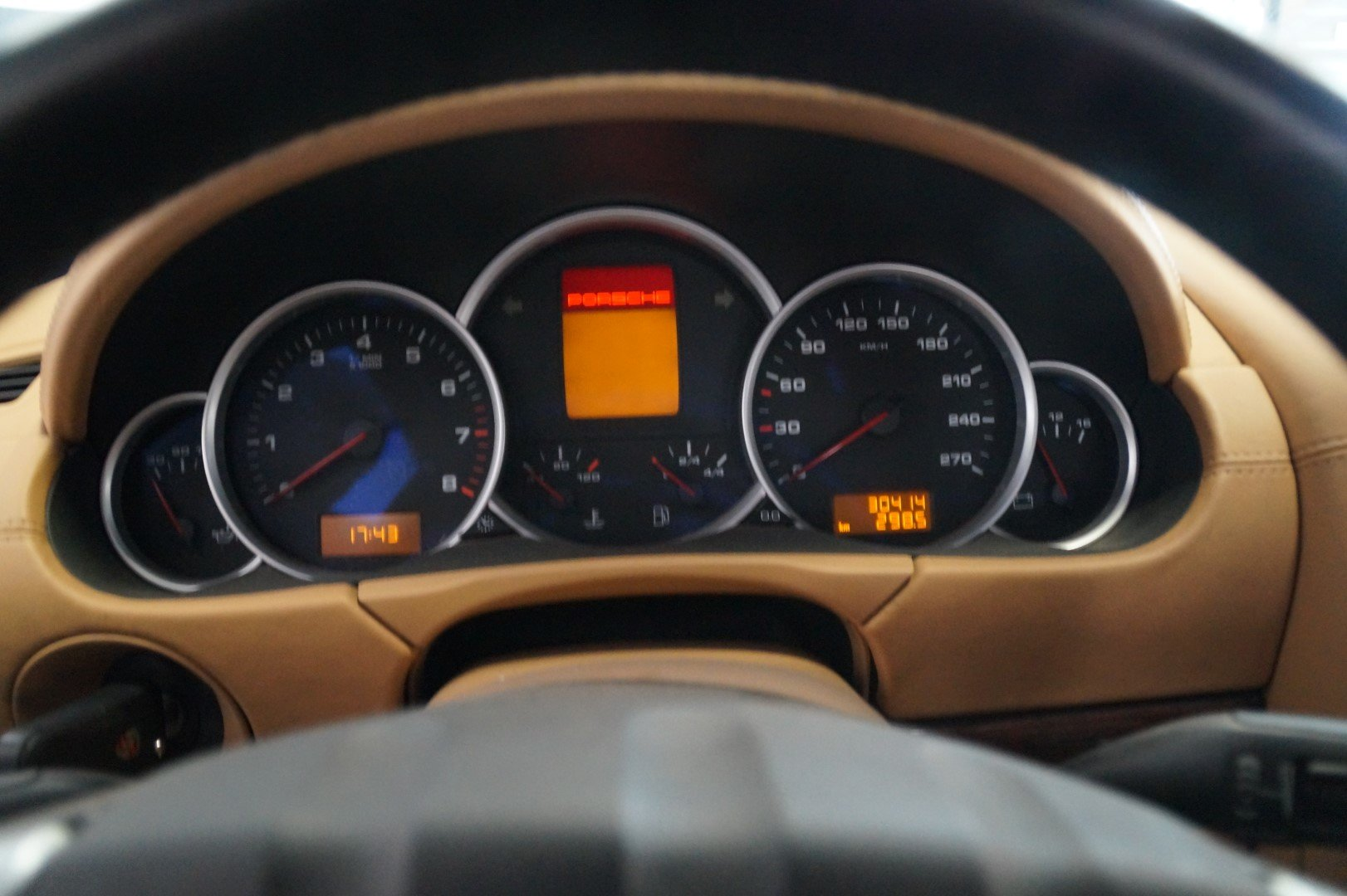 PORSCHE CAYENNE S Transsyberia Number 1 of 26 (2007) For Sale (picture 3 of 6)
