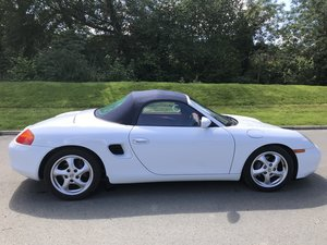 1999 Boxster 2.5 only 7,500 miles from new.