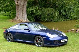 2003 Porsche 911 Type 996 Carrera 4S