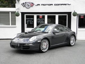 Picture of 2006 Porsche 911 997 Carrera 4 S Manual Atlas Grey Huge Spec! SOLD