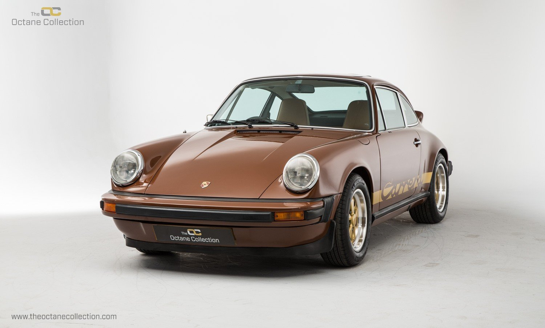 1973 PORSCHE 911 CARRERA 2.7 MFI // UK RHD // BITTER CHOCOLATE For Sale (picture 2 of 23)