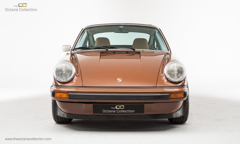 1973 PORSCHE 911 CARRERA 2.7 MFI // UK RHD // BITTER CHOCOLATE For Sale (picture 4 of 23)