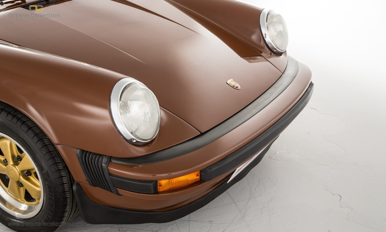 1973 PORSCHE 911 CARRERA 2.7 MFI // UK RHD // BITTER CHOCOLATE For Sale (picture 5 of 23)