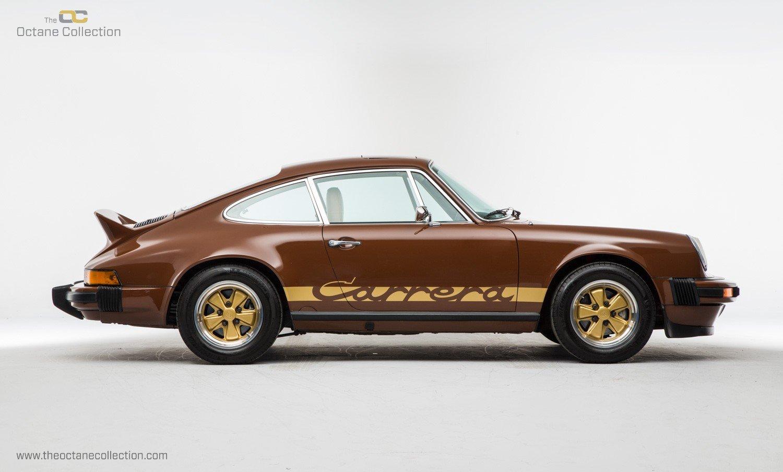 1973 PORSCHE 911 CARRERA 2.7 MFI // UK RHD // BITTER CHOCOLATE For Sale (picture 6 of 23)