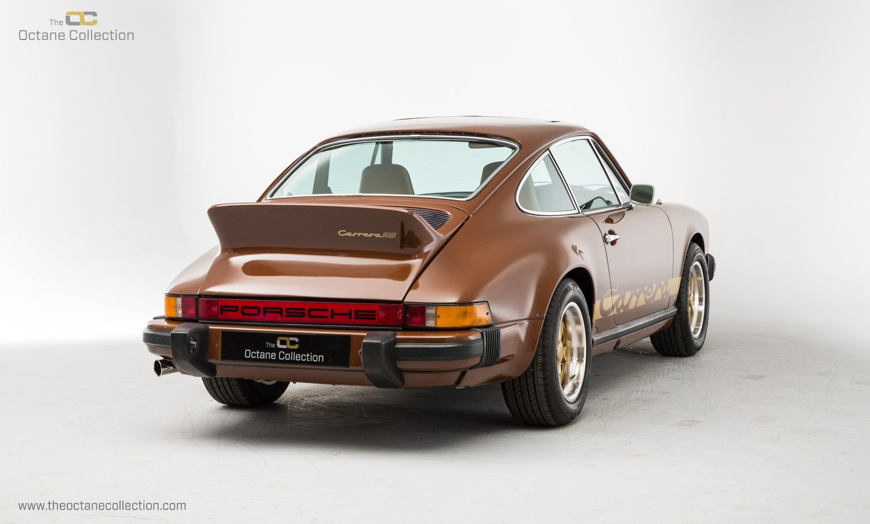 1973 PORSCHE 911 CARRERA 2.7 MFI // UK RHD // BITTER CHOCOLATE For Sale (picture 7 of 23)