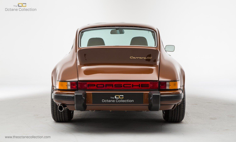 1973 PORSCHE 911 CARRERA 2.7 MFI // UK RHD // BITTER CHOCOLATE For Sale (picture 10 of 23)