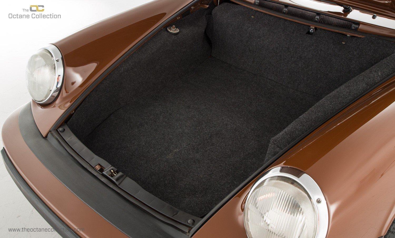 1973 PORSCHE 911 CARRERA 2.7 MFI // UK RHD // BITTER CHOCOLATE For Sale (picture 16 of 23)