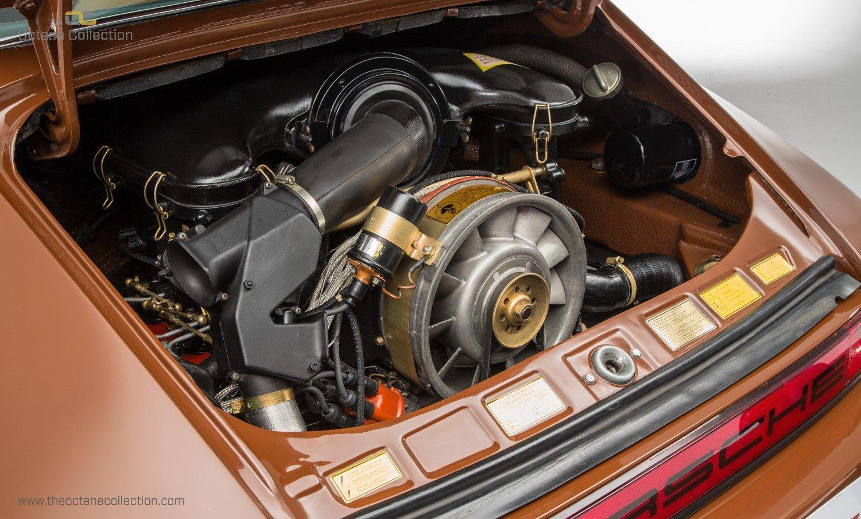 1973 PORSCHE 911 CARRERA 2.7 MFI // UK RHD // BITTER CHOCOLATE For Sale (picture 17 of 23)