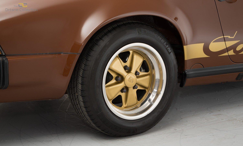 1973 PORSCHE 911 CARRERA 2.7 MFI // UK RHD // BITTER CHOCOLATE For Sale (picture 20 of 23)