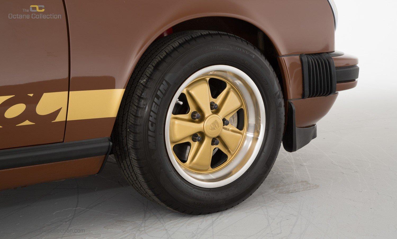 1973 PORSCHE 911 CARRERA 2.7 MFI // UK RHD // BITTER CHOCOLATE For Sale (picture 21 of 23)