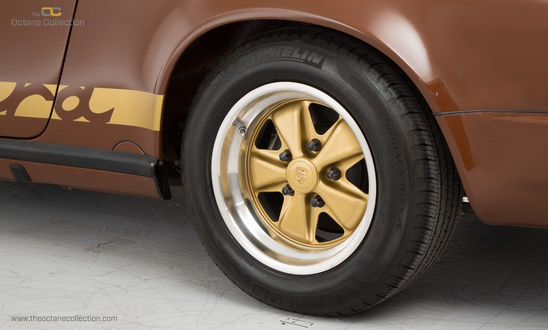1973 PORSCHE 911 CARRERA 2.7 MFI // UK RHD // BITTER CHOCOLATE For Sale (picture 22 of 23)