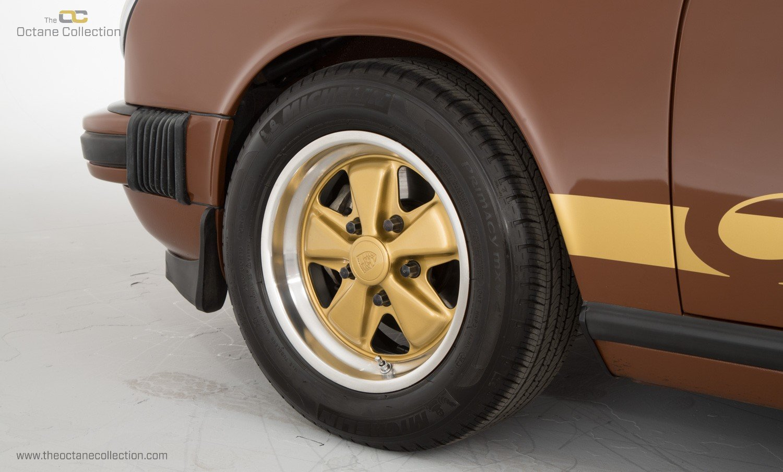 1973 PORSCHE 911 CARRERA 2.7 MFI // UK RHD // BITTER CHOCOLATE For Sale (picture 23 of 23)