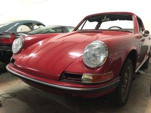 1968 Porsche 911 2.0L soft Window