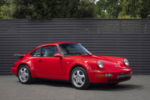 Picture of 1993 PORSCHE 911 (964) TURBO 3.3 UK CAR SOLD