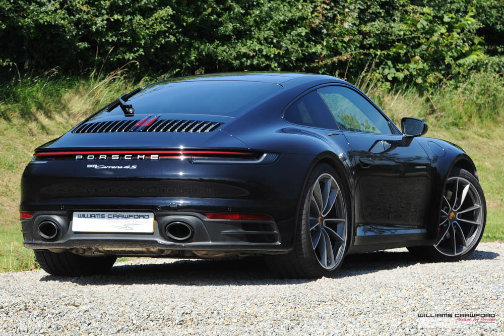 2019 (2020 MY) Porsche 992 Carrera 4 S PDK coupe SOLD (picture 3 of 6)