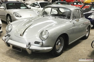 Picture of 1963 Porsche 356 B T6 1600 S LHD coupe by Karmann  SOLD