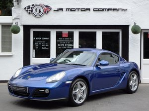 Picture of 2009 Porsche Cayman 2.9 Manual Aqua Blue Huge Spec only 43k Miles SOLD
