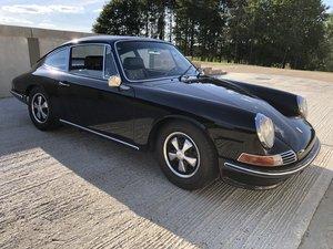 1965 early SWB Porsche 912 - 1.6L Manual Black
