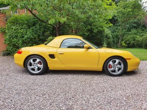 2000 Great early build Boxster S manual