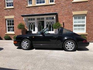 1991 porsche 964 targa triptronic
