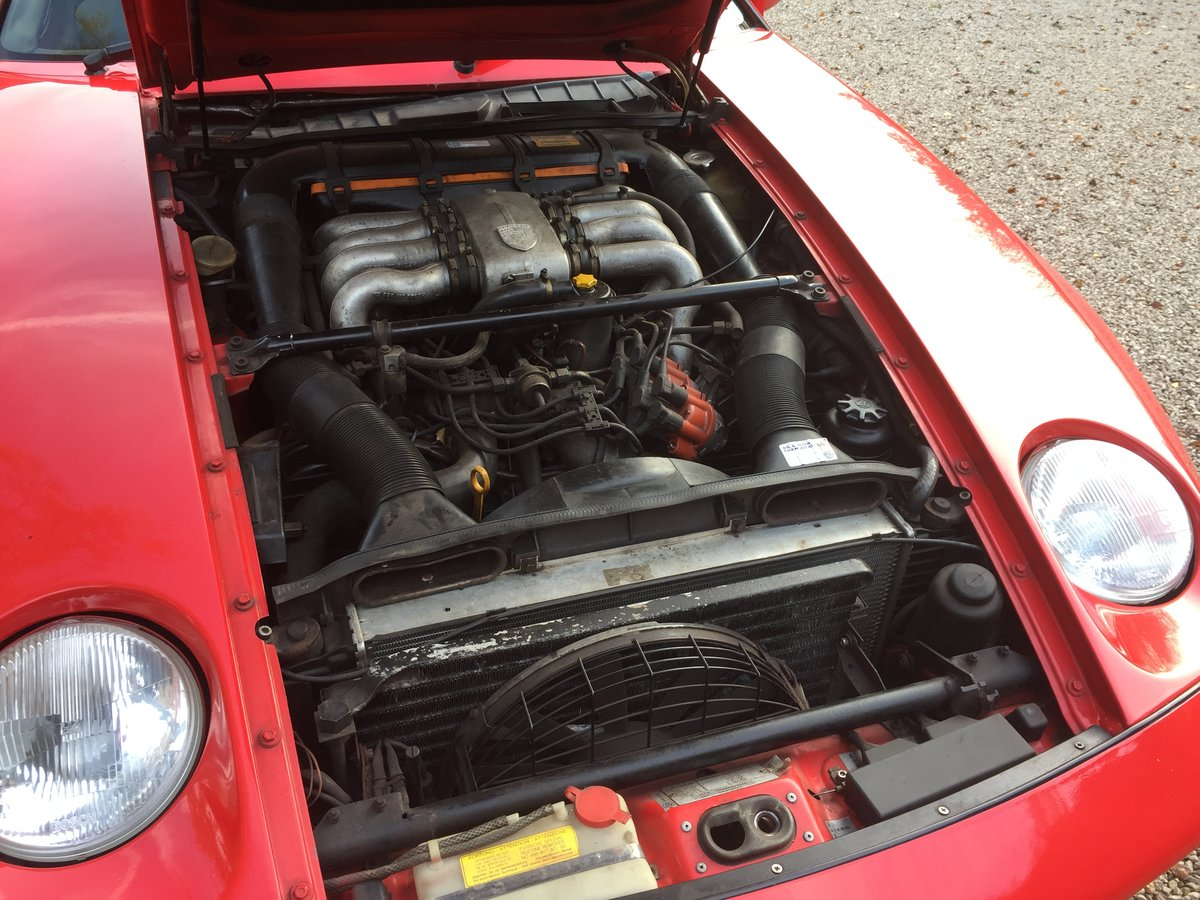 Porsche 928 S2, 5 speed manual, 1986, For Sale (picture 3 of 6)