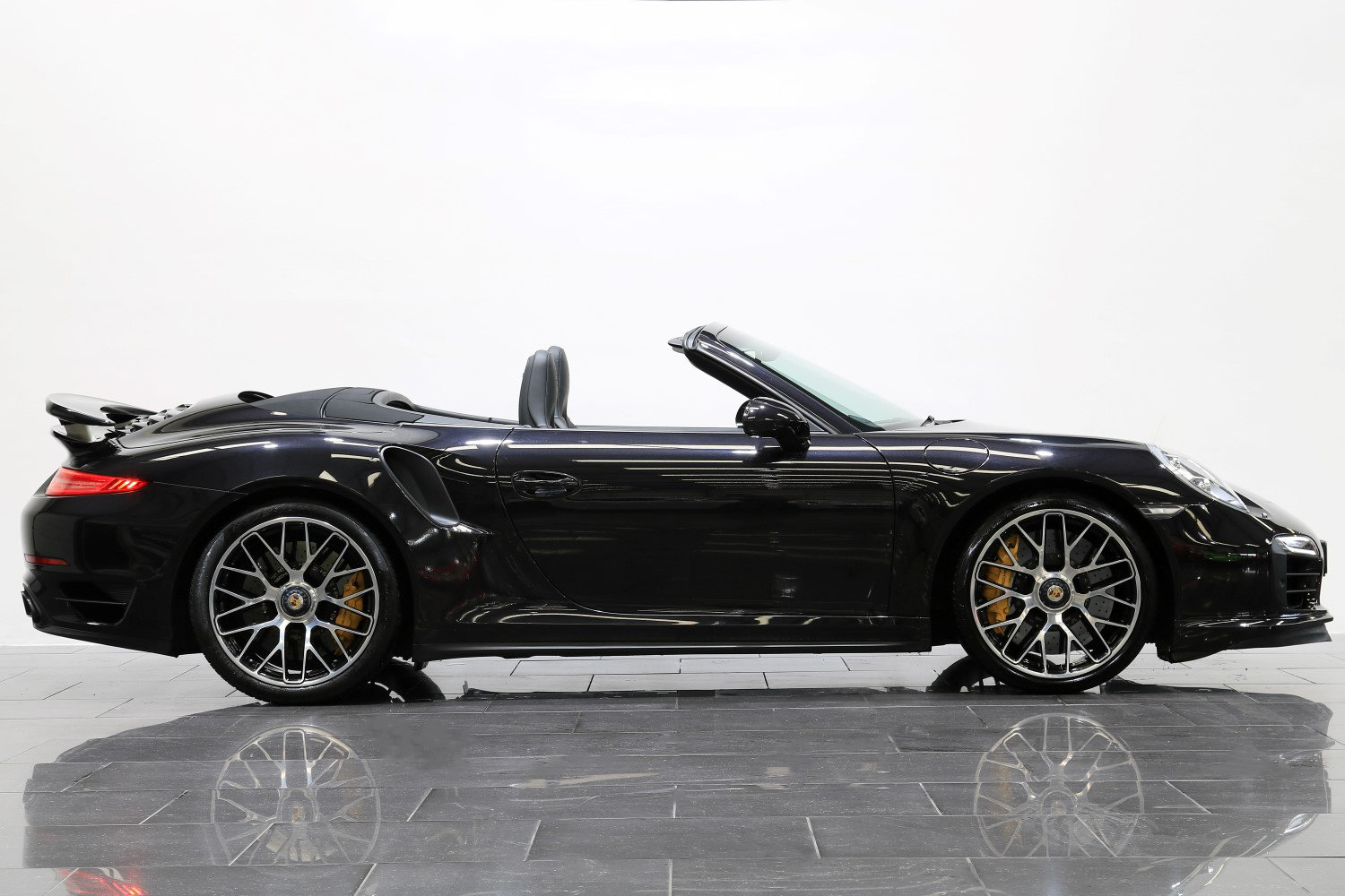 2014 14 14 Porsche 911 Turbo S Cabriolet 991 Pdk Auto For Sale Car And Classic