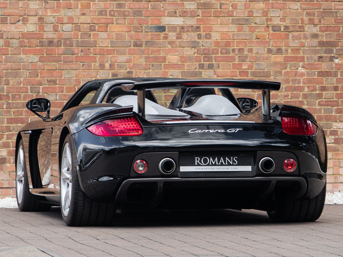 2004 Porsche Carrera GT For Sale (picture 3 of 6)