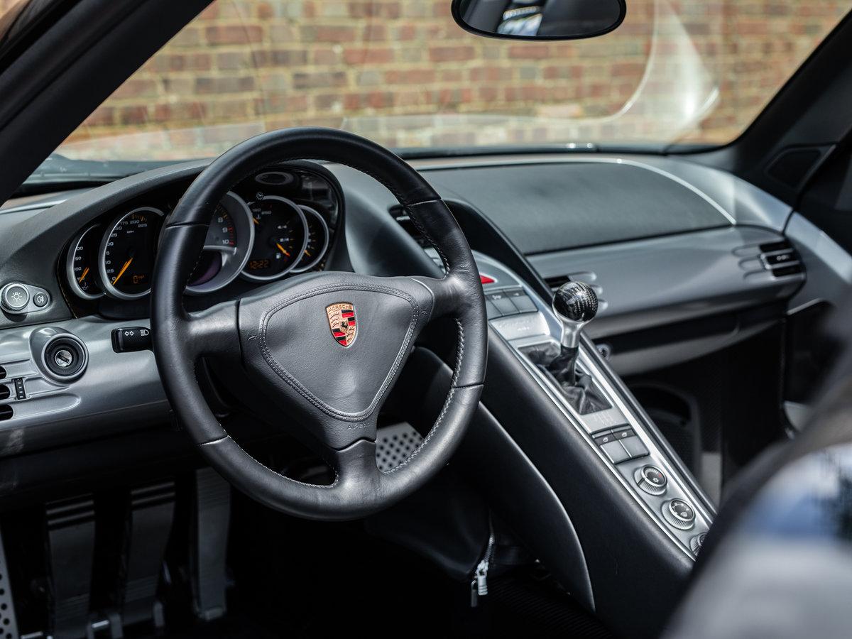 2004 Porsche Carrera GT For Sale (picture 4 of 6)
