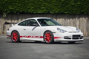 2004 Porsche 911 GT3 RS (996) - RHD & 7,633 miles from new