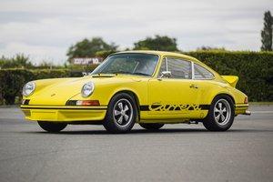 1973 Porsche 911 2.7 RS Touring - £180,000 restoration
