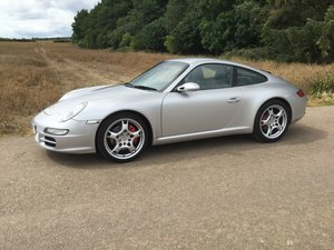Porsche 997 Carrera 2 S Manual