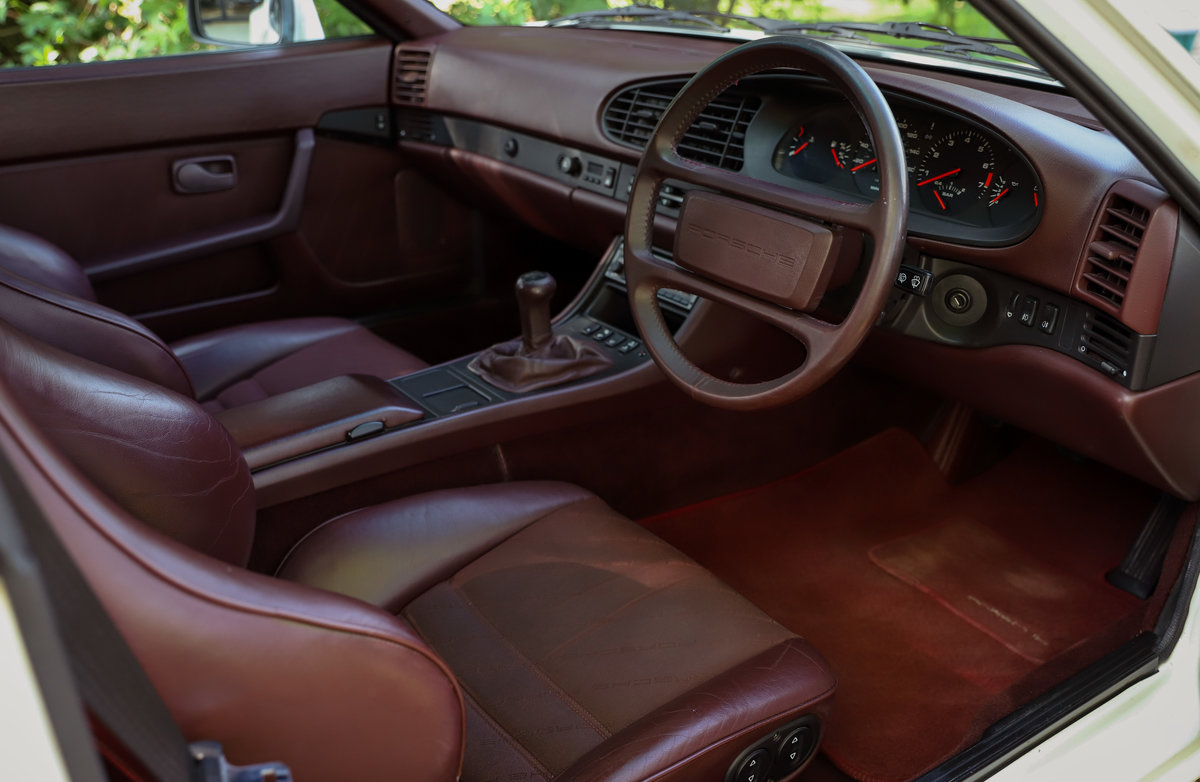 1987 ONE PRIVATE OWNER FROM NEW - EXCELLENT CONDITION + HISTORY For Sale (picture 4 of 6)