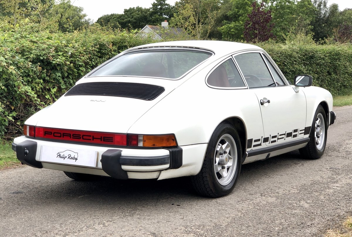 1977 Porsche 911 2.7 Sportomatic. Fully restored. Stunning For Sale (picture 2 of 6)