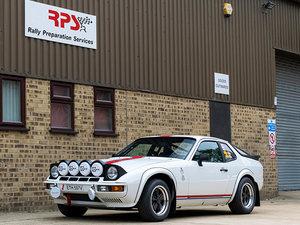 1979 Porsche 924 Turbo Classic Rally Car