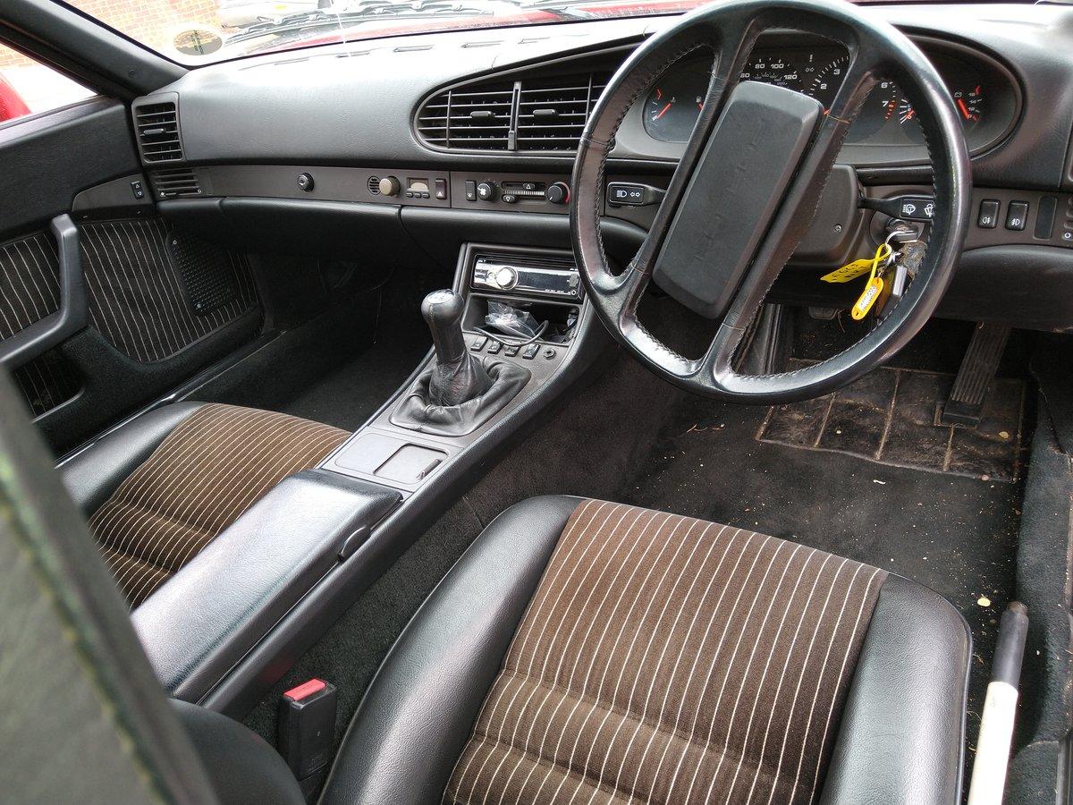 1987 Porsche 944 S Ventiler - fabulous driving car For Sale (picture 5 of 6)