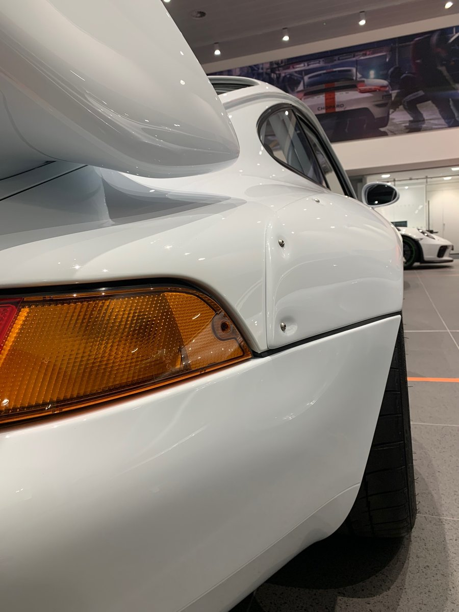 1997 911 (993) 3.8 RSR 'Carrera Cup' For Sale (picture 6 of 6)