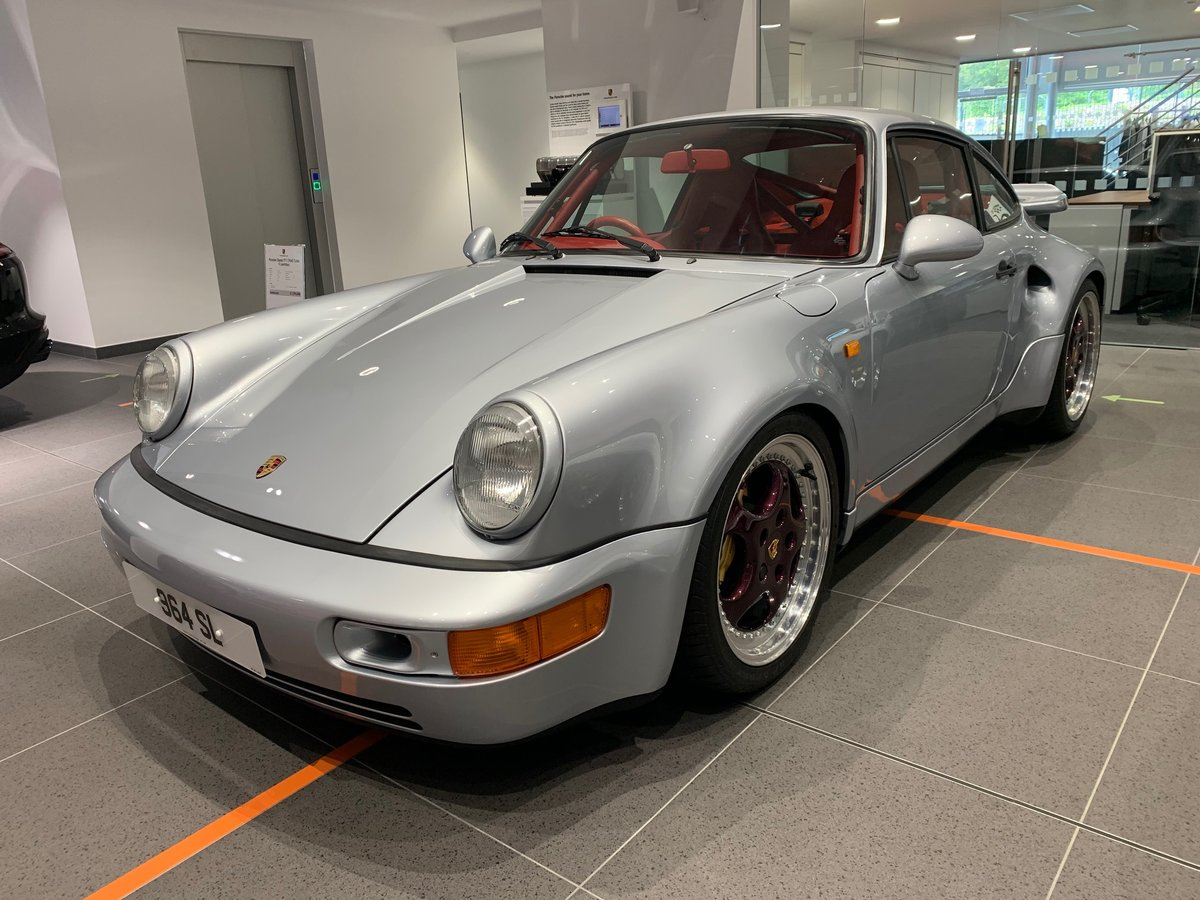 1993 911 (964) Turbo S Leichtbau - C16 For Sale (picture 1 of 6)