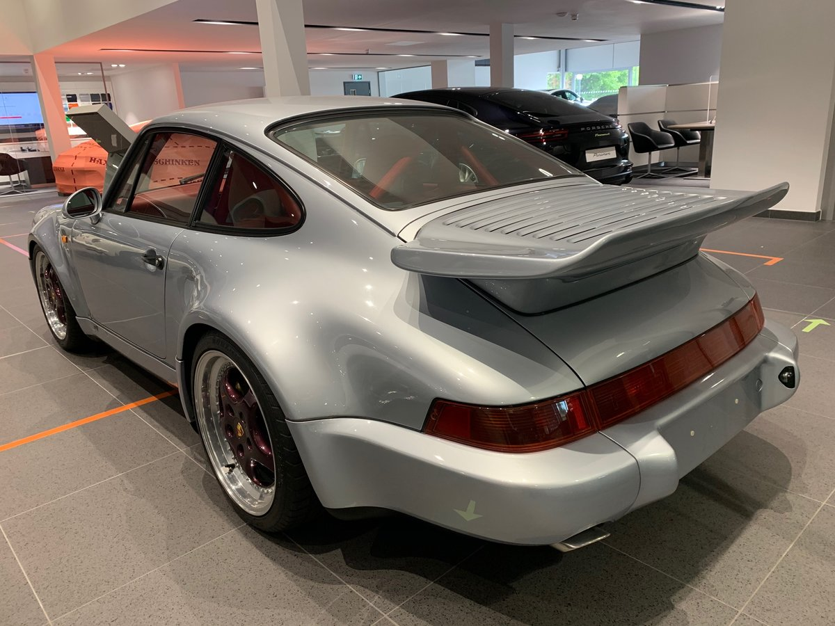 1993 911 (964) Turbo S Leichtbau - C16 For Sale (picture 2 of 6)