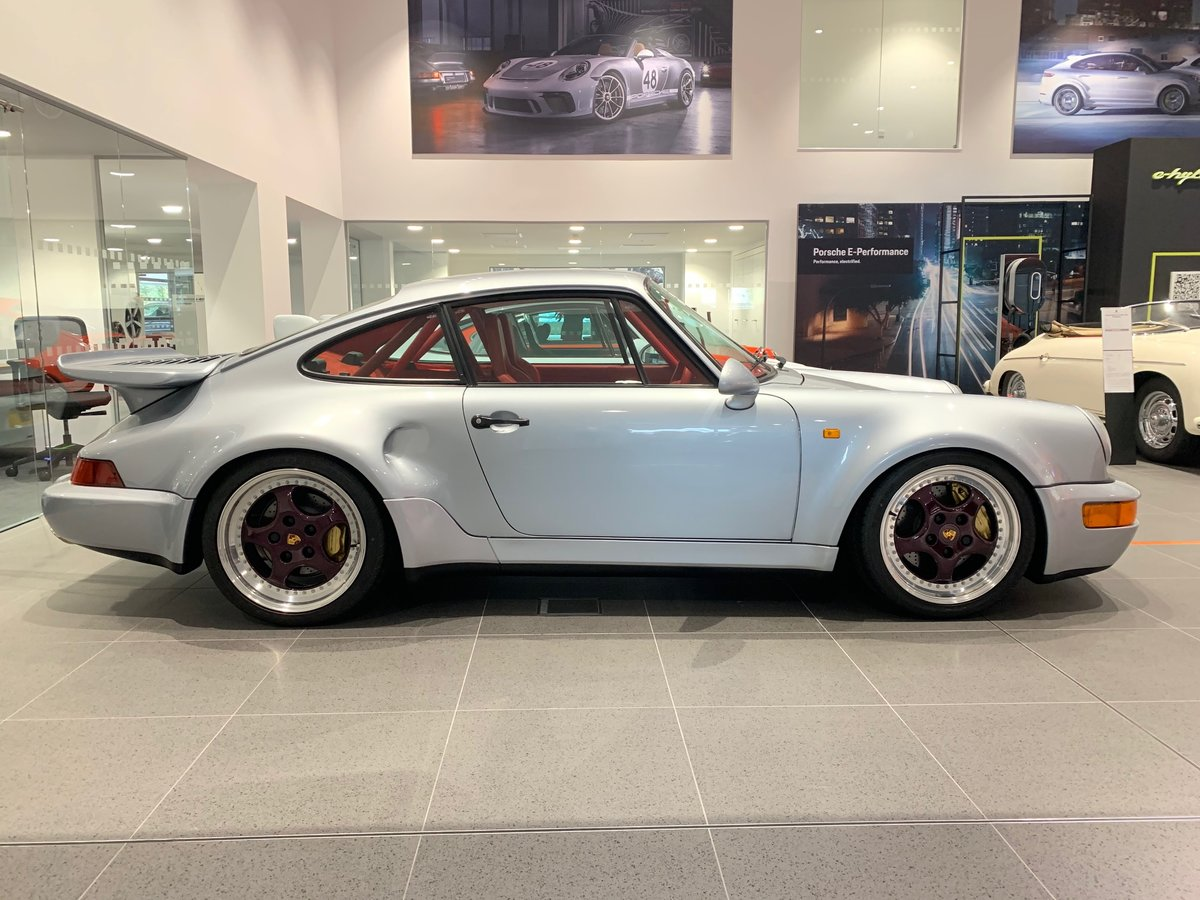 1993 911 (964) Turbo S Leichtbau - C16 For Sale (picture 3 of 6)