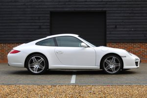 Porsche 911 997 Carrera Gen 2 Manual - 35k miles