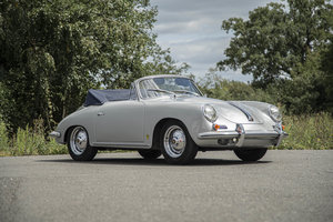 Picture of 1962 Porsche 356B T6 Convertible by Reutter For Sale
