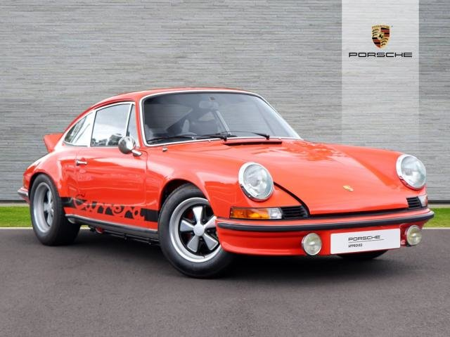 1973 Porsche 911 RS Touring For Sale (picture 1 of 6)
