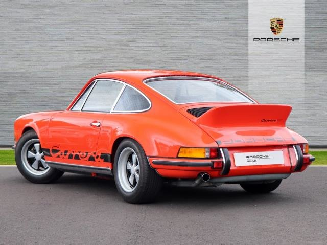 1973 Porsche 911 RS Touring For Sale (picture 2 of 6)