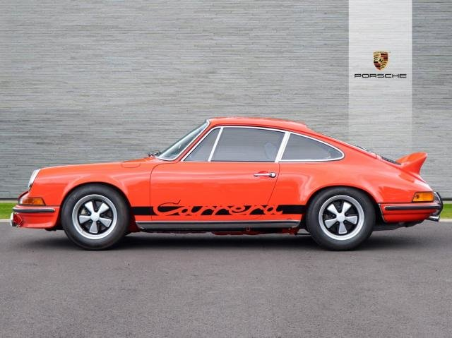 1973 Porsche 911 RS Touring For Sale (picture 4 of 6)