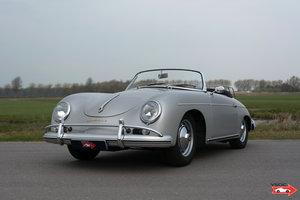 Porsche 356 A 1600 Convertible D 1958 superb restored For Sale
