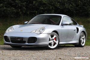 2000 (2001 MY) Modified Porsche 996 Turbo manual (600 bhp)