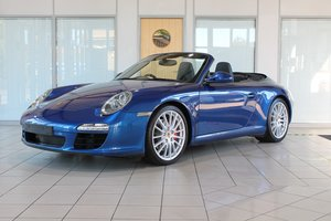 2009 Porsche 911 (997) 3.8 C2S PDK Cabriolet