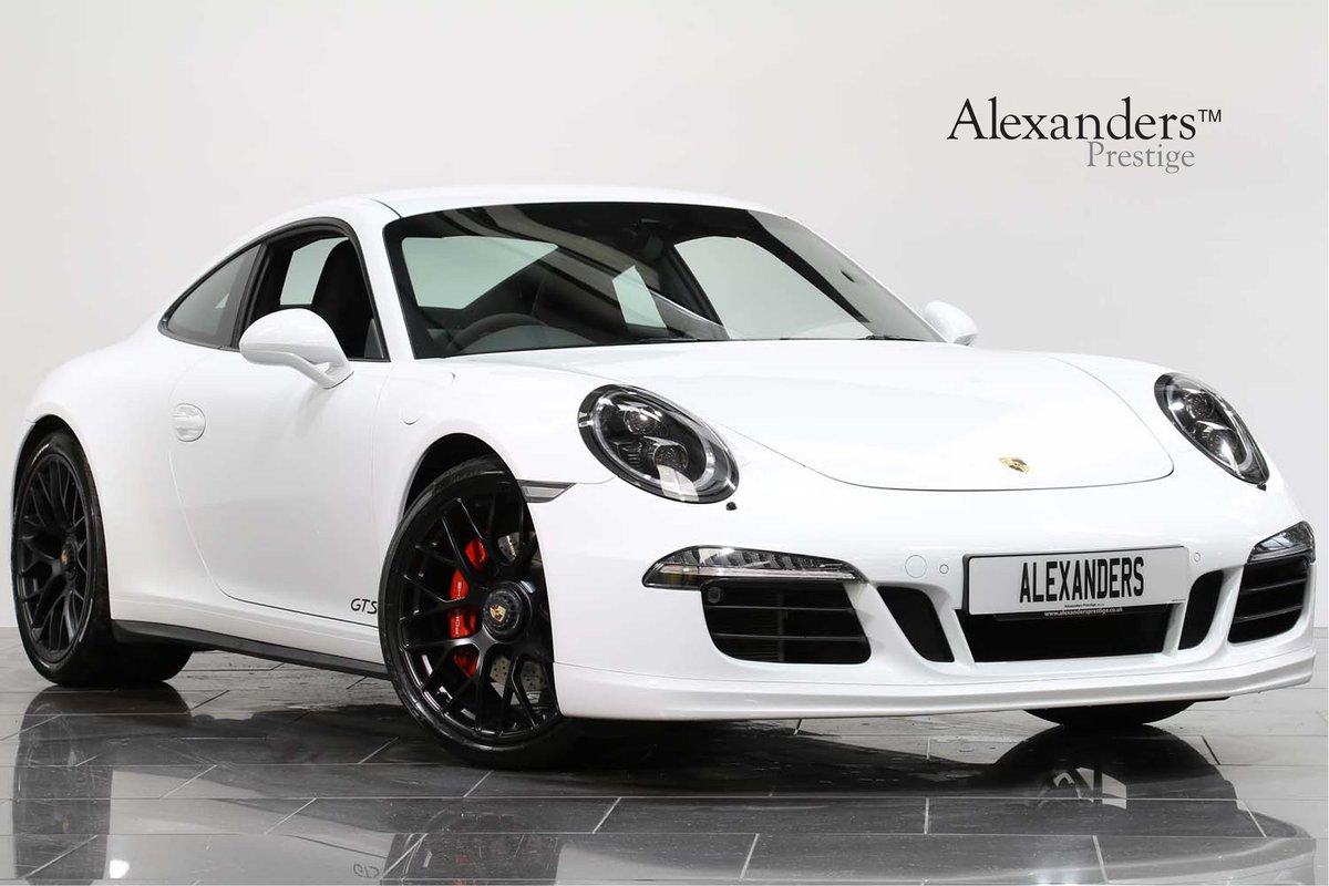 2015 15 65 PORSCHE 911 CARRERA GTS 3.8 [991] PDK For Sale (picture 1 of 6)