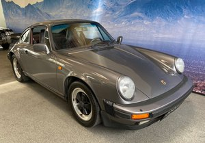 1986 Porsche 911 3,2 Carrera Coupe  For Sale