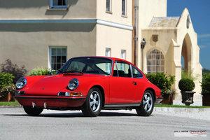 1969 Recently restored Porsche 911 S RHD coupe